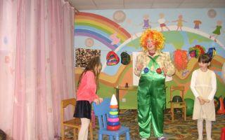 Новый сценарий детского дня рождения — карлсон и малыши