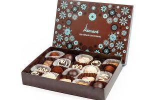 Какие вкусные и эксклюзивные шоколадные конфеты лучше купить в подарок?