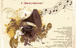 Международный день музыки -13 неизвестных фактов про день музыки 1 октября
