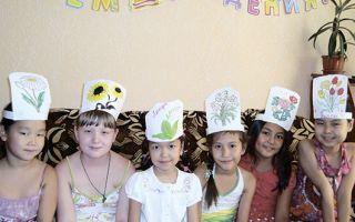 День рождения девочки 4-5 лет — сценарий дня рождения дочери