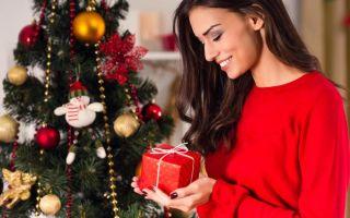 Нужные подарки на новый год 2018 для женщин