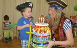 Сценарий для ребенка мальчика 6 лет на день рождения в геройском стиле