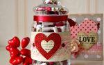13 идей подарков девушке на день влюбленных