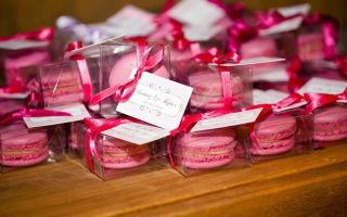 Подарки гостям на свадьбе – 13 идей, что подарить и чем удивить гостей?