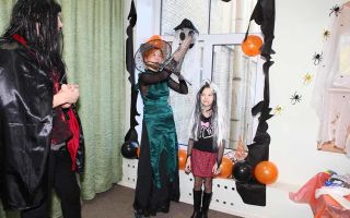 Сценарий хэллоуина для старших классов школы — интересный и оригинальный halloween