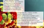 Красивые поздравления стихи учителю с 1 сентября