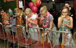 Веселые конкурсы для детей на день рождения дома от 6 лет до 12 лет с призами
