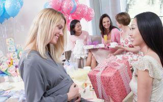 История появления праздника подарков для будущих мам baby shower