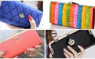 Кошельки и бумажники в подарок – 13 самых стильных моделей 2017 года
