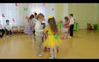 Cценарий на 8 марта в детском саду — веселые игры и конкурсы