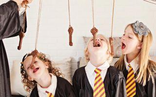 Праздник для детей в стиле гарри поттера (8-13 лет)
