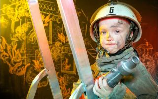 13 подарков для людей героической профессии — пожарных