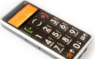 Какой мобильный телефон подарить бабушке — 13 лучших вариантов