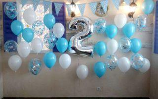 Как необычно украсить комнату воздушными шарами — 13 идей украшения комнаты шарами к разным случаям