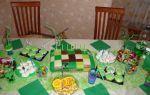 День рождения мальчика в стиле майнкрафт 8-10 лет