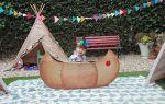 Сценарий детского дня рождения в стиле индейцы детям 7-10 лет