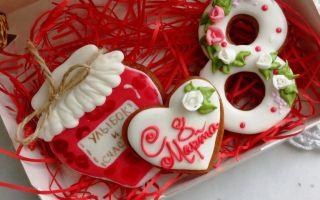 13 идей оригинальных сладких подарков на 8 марта для любимых женщин