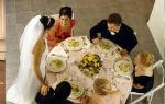 Сценарий свадьбы в узком семейном кругу без тамады