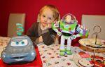 13 идей, что подарить на 3 года ребенку мальчику
