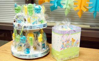 Что подарить на baby shower до 3000 рублей