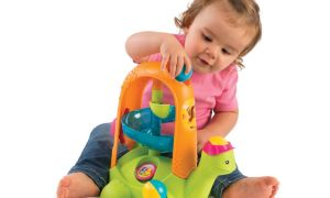 13 самых веселых и полезных развивающих игрушек в подарок малышу на 3 года