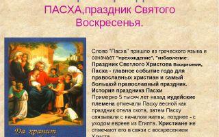 История праздника пасха: 13 малоизвестных фактов