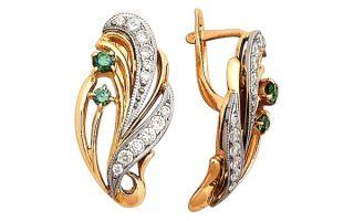 13 недорогих украшений из золота и серебра в подарок женщине до 3000 рублей