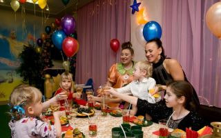 День рождения ребенка 9 лет дома – крутой сценарий