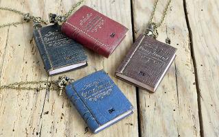 13 потрясающих подарков книголюбу кроме книг