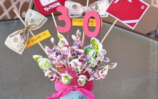 13 идей необычных подарков для подруги на 30 лет — чем порадовать подружку на юбилей