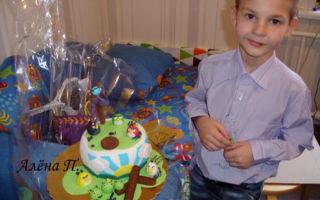 Сценарий дня рождения в научном стиле для мальчика и друзей 10-11 лет