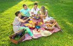 Корпоративный фотомарафон — сценарий летнего пикника на природе для 10-15 человек