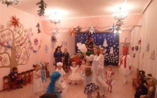 Сценарий праздника встреча зимы для детского сада — зимний праздник в садике